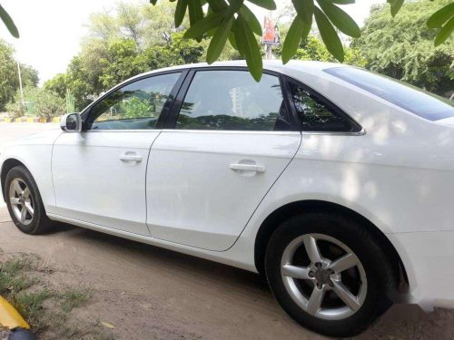 Used Audi A4 2.0 TDI 2012 AT for sale in Gurgaon