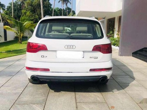 Used Audi Q7 2014 AT for sale in Kochi