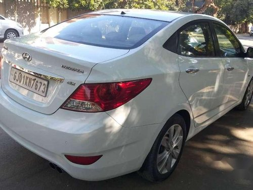 Used Hyundai Verna 2011 MT for sale in Ahmedabad -7