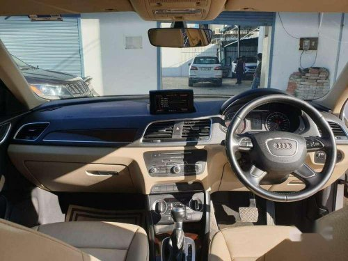 Used 2017 Audi Q3 AT for sale in Indore