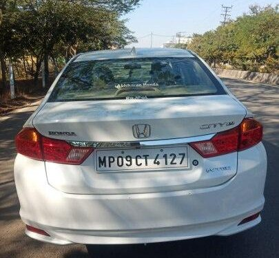 Used 2016 Honda City MT for sale in Bhopal