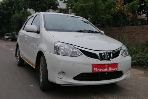 Used Toyota Etios 2018 MT for sale in Ahmedabad