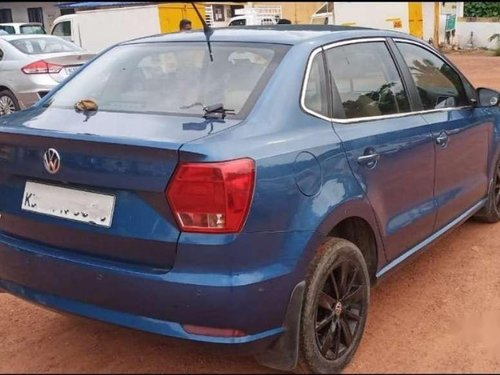 2017 Volkswagen Ameo MT for sale in Thiruvananthapuram