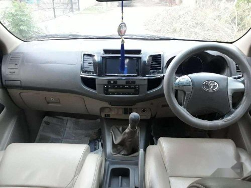 2013 Toyota Fortuner MT for sale in Madurai