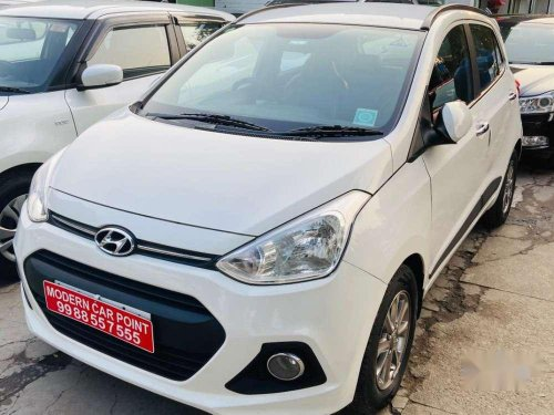 Used 2015 Hyundai Grand i10 MT for sale in Chandigarh