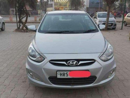 2014 Hyundai Fluidic Verna AT for sale in Gurgaon