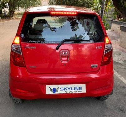 Used 2012 Hyundai i10 AT for sale in Bangalore