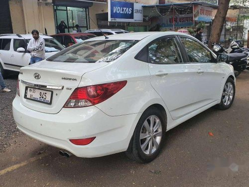 Hyundai Fluidic Verna 2013 MT for sale in Nashik