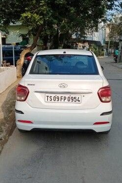 2016 Hyundai Xcent 1.1 CRDi Base MT in Hyderabad