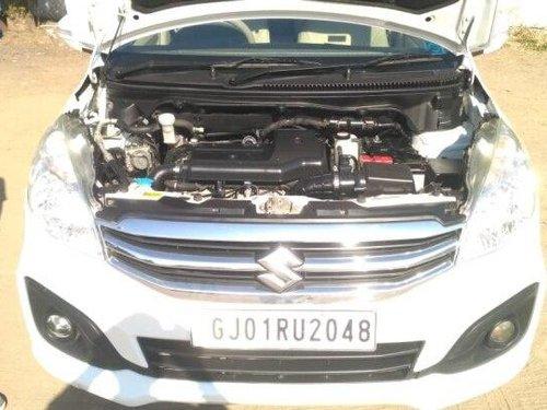 Used 2015 Maruti Suzuki Ertiga VDi MT in Ahmedabad