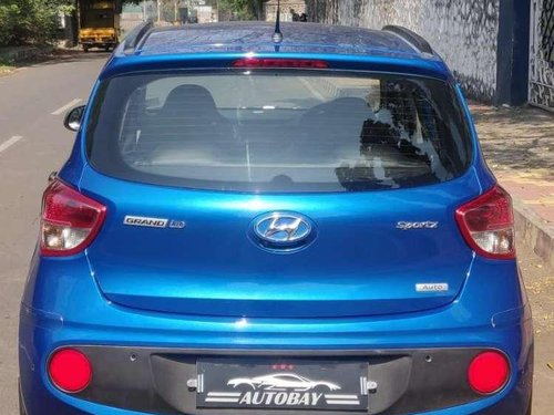Hyundai Grand i10 2017 AT for sale in Pune