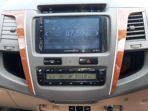 2010 Toyota Fortuner MT for sale in Aurangabad