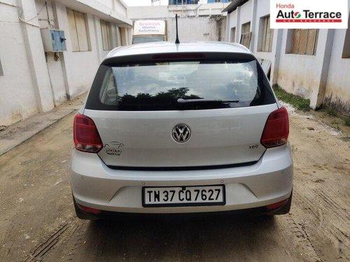 Volkswagen Polo Highline 1.2L 2016 MT in Coimbatore