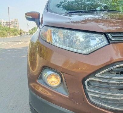 Used 2015 Ford EcoSport 1.5 TDCi Titanium Plus MT in Ahmedabad