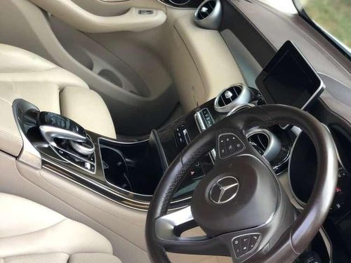 2017 Mercedes Benz GLC AT for sale in Chandigarh