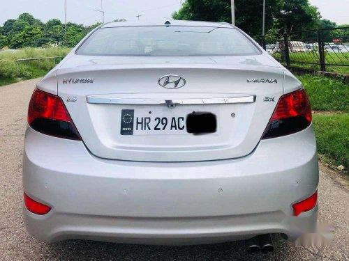 Used Hyundai Fluidic Verna 2012 MT in Chandigarh