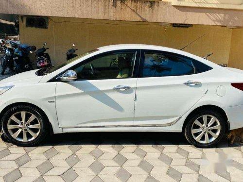 Used 2011 Hyundai Fluidic Verna AT in Mumbai