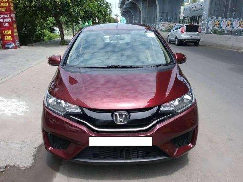 Honda Jazz 2017 MT for sale in Chennai