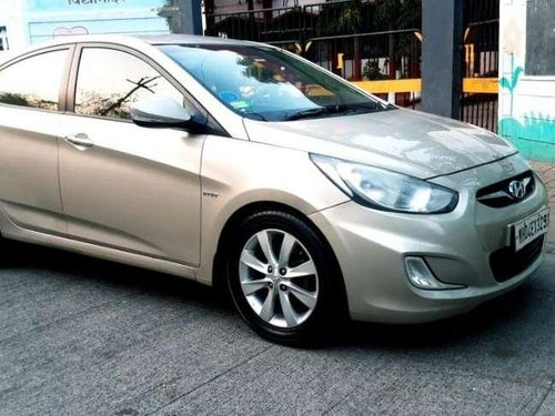 2011 Hyundai Fluidic Verna MT for sale in Pune