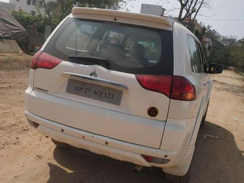 2014 Mitsubishi Pajero Sport MT for sale in Hyderabad