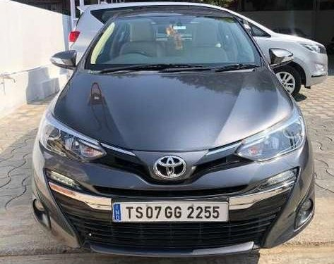 2018 Toyota Yaris G CVT AT for sale in Hyderabad