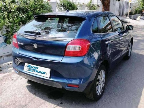 Used Maruti Suzuki Baleno 2016 AT for sale in Coimbatore