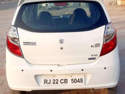 Used Maruti Suzuki Alto K10 VXi 2018 AT in Pali