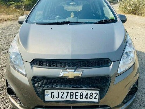 Used Chevrolet Beat LS 2017 MT in Ahmedabad