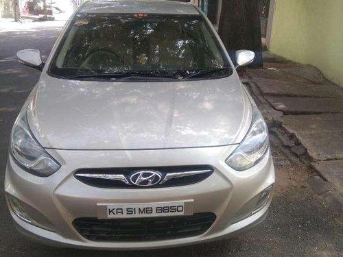 Used 2011 Hyundai Fluidic Verna MT for sale in Nagar