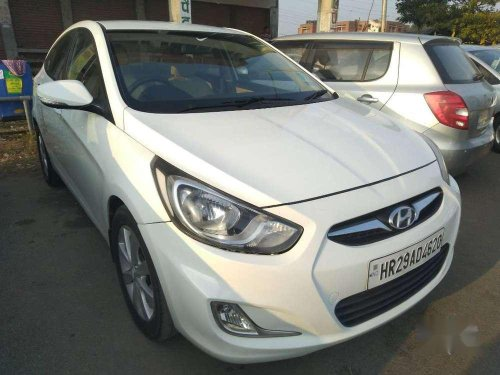 Used 2012 Hyundai Fluidic Verna MT in Chandigarh