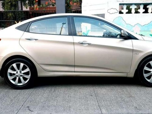 2011 Hyundai Fluidic Verna MT for sale in Pune-9