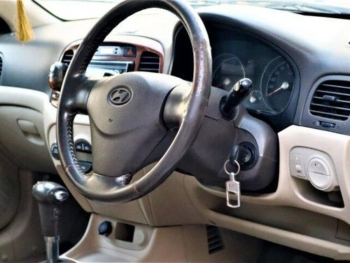 Used Hyundai Verna 2010 MT for sale in Kolkata