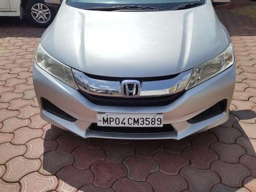 Used Honda City E 2014 MT for sale in Bhopal