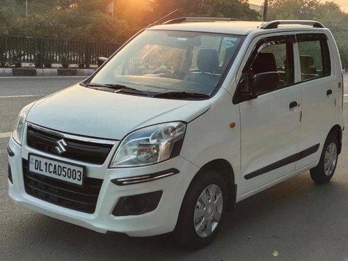 Maruti Suzuki Wagon R CNG LXI Opt 2016 MT in New Delhi