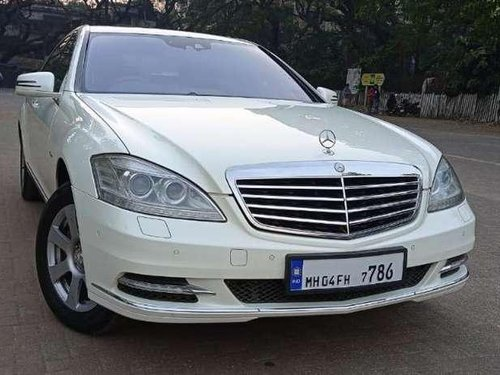 2011 Mercedes Benz S Class AT for sale in Mumbai