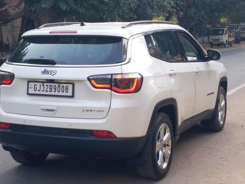 Used 2018 Jeep Compass 2.0 Limited Option AT for sale in Ahmedabad