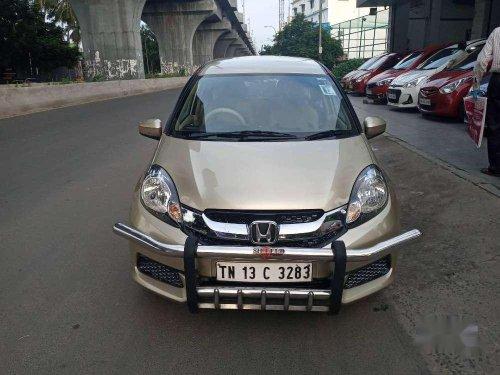2015 Honda Mobilio S i-VTEC MT in Chennai