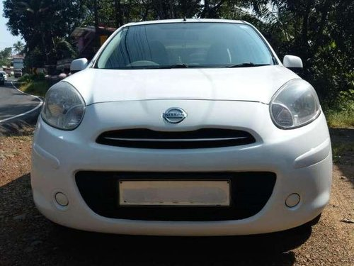 2012 Nissan Micra Diesel MT for sale in Kochi