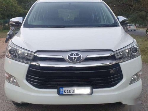 2017 Toyota Innova Crysta MT for sale in Nagar