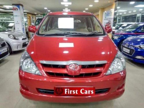 2008 Toyota Innova 2004-2011 MT for sale in Bangalore
