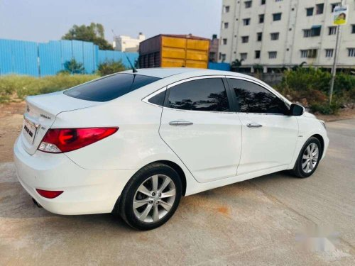 2013 Hyundai Fluidic Verna MT for sale in Secunderabad