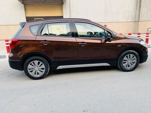 2016 Maruti Suzuki S Cross Zeta MT for sale in New Delhi