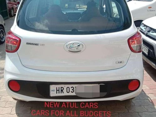 Used 2017 Hyundai Grand i10 MT for sale in Chandigarh