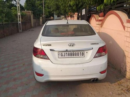 2013 Hyundai Verna 1.4 CRDi MT for sale in Ahmedabad