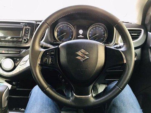 Used 2017 Maruti Suzuki Baleno Alpha CVT AT for sale in New Delhi
