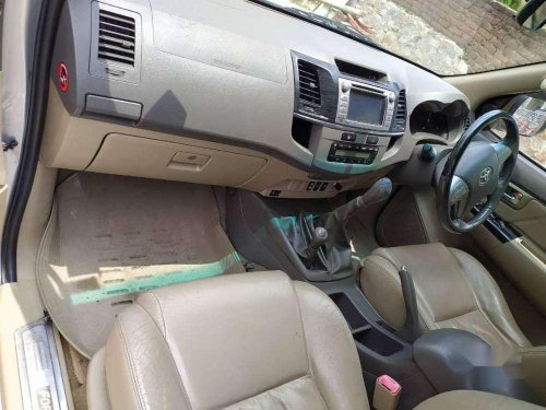 2012 Toyota Fortuner 4x2 Manual MT for sale in Jaipur