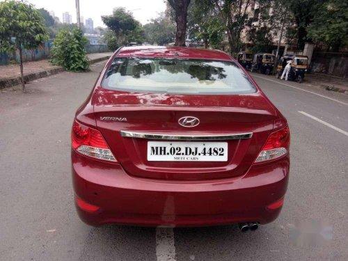 Used 2014 Hyundai Fluidic Verna MT in Mumbai