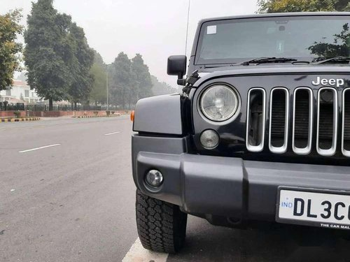 Used 2017 Jeep Wrangler Unlimited 3.6 4X4 AT for sale in Gurgaon