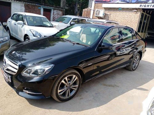 2016 Mercedes Benz E Class AT for sale in Chandigarh