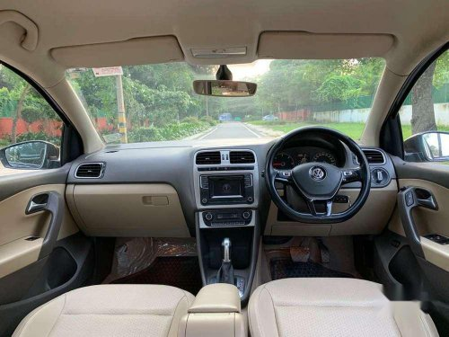 2017 Volkswagen Vento AT for sale in Gurgaon